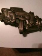 4 brass gespen
