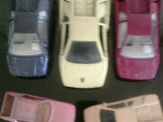 modelautootjes merk Lamborghini