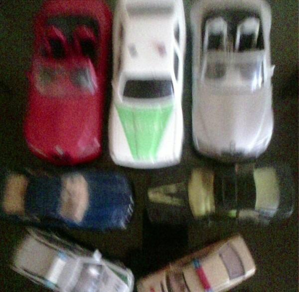 Nodelautootjes merk BMW