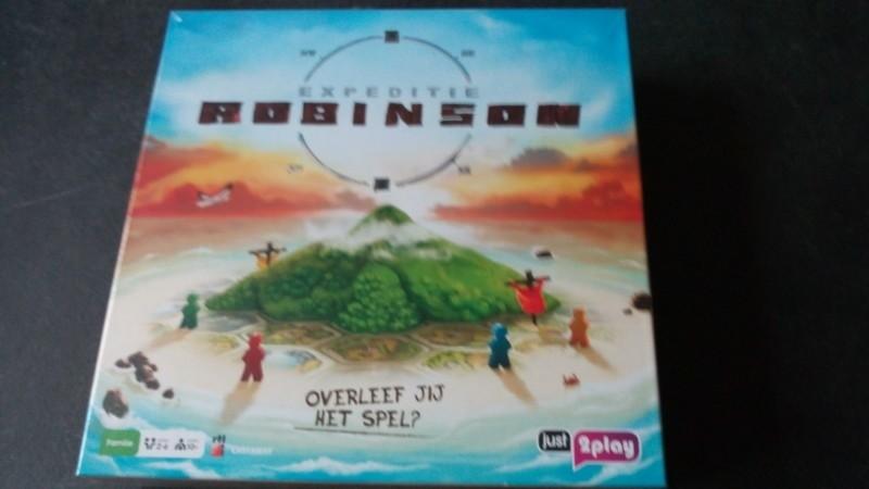 expeditie robbinson