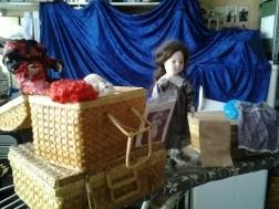 Poppen maken met tricot hoofd en lijf