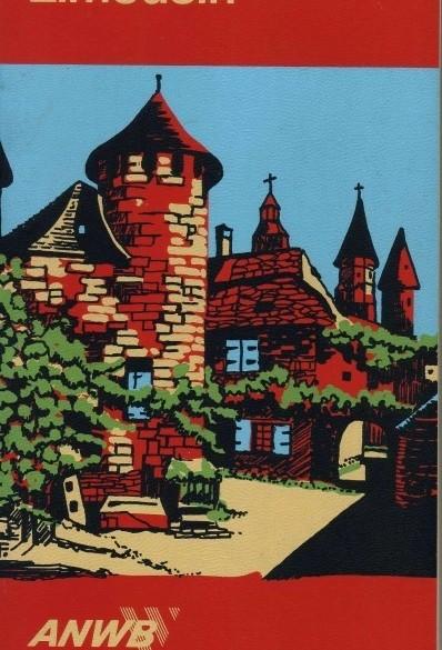 Reisgids: ANWB Frankrijk Dordogne en Limousin