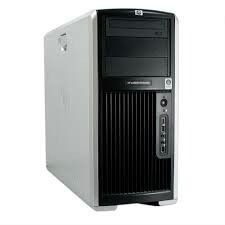 HP XW6600 2x QC Xeon E5450 3.0 GHz/16GB/1TB