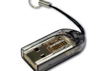 USB 2.0 microSDHC Cardreader - Gratis Bezorgd