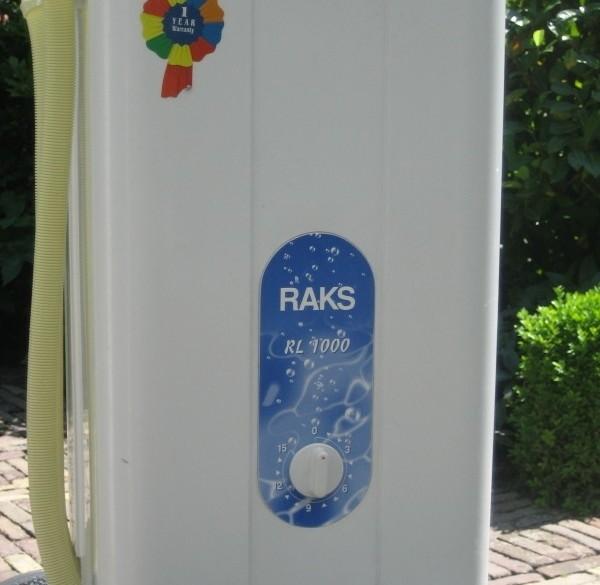 Mini wasmachine (1 kg inhoud)