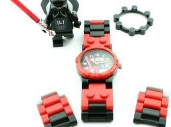 Lego en clickit horloges
