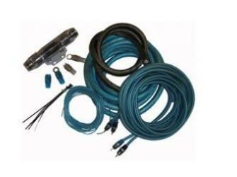 Necom CK-R20 Versterker installatie Kit(20mm2)