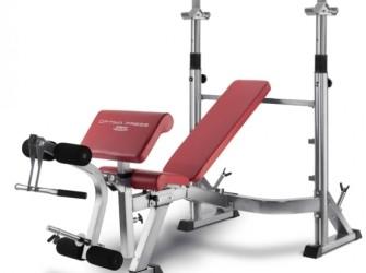 BH Fitness halterbank Optima Press G330
