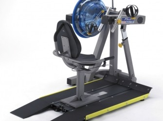 First Degree roeitrainer Fluid Rower E-920 UBE Evolution se…