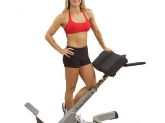 Body Solid 45 graden back extention GHYP345 Hyperextension