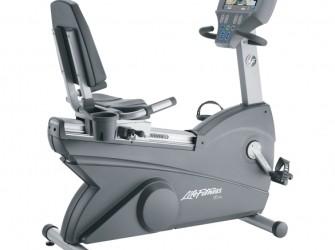 Life Fitness Recumbent hometrainer 95RE 95 RE gebruikt