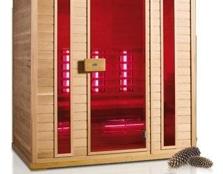 Nobel infrarood saunacabine 180