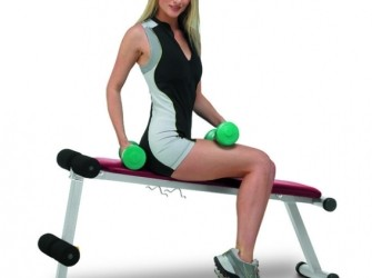 BH Fitness trainingsbank Atlanta 300 G59X