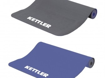Kettler Yoga Mat grijs paars 07350-174