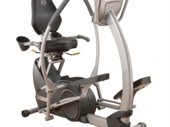 Octane Fitness ligfiets xR4c xRide Standard Console with HR