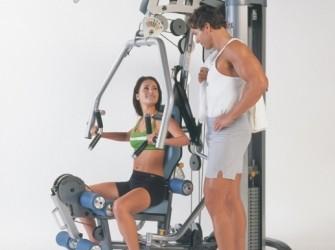 Tuff Stuff krachtstation AXT-5D Pro-Style Home Gym