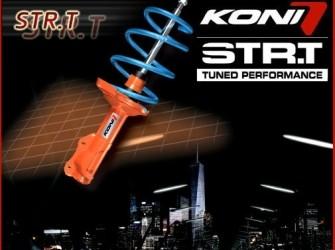 Koni STR.T kit -35mm Citroen C1 1.0/1/4 HDI