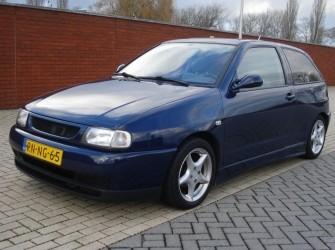 Seat Ibiza 1.4 44KW 1997 Blauw