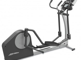Life Fitness crosstrainer X1 Go Console display
