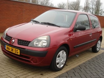 Renault Clio 1.5 DCI Authentique 3DR 2002