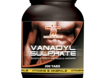 M Double You Vanadyl Sulfate
