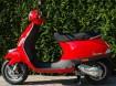 Vespa LX rood 25km/h, nu slechts 2399,- of 49,42pm