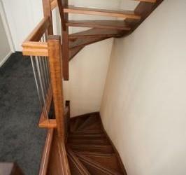 Een trap op maat