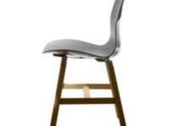 "Italiaanse Designstoel ""Stereo Wood"" Luca Nichetto"