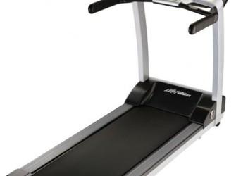 Life Fitness loopband T3 advanced display demomodel