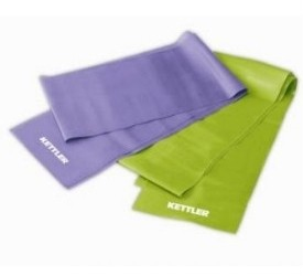 Kettler latexband medium groen 07350-031