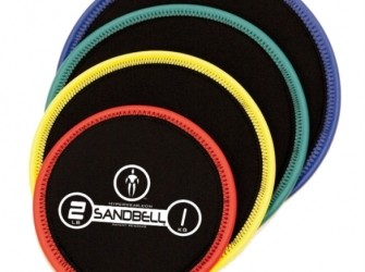 Hyper Wear SandBell geel 4 lbs 1.8 kg