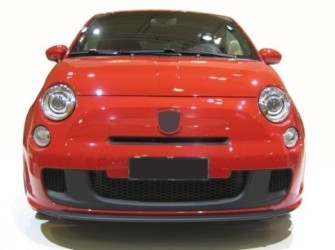 Abarth Look Full Body Kit voor Fiat 500 07