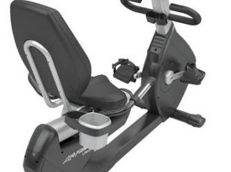 Life Fitness ligfiets recumbent Platinum Club Series Inspir…