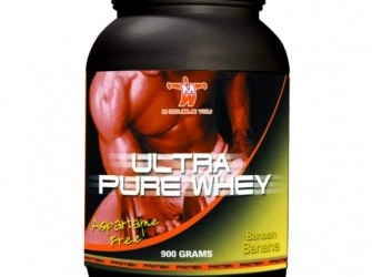 M Double You Ultra Pure Whey 900 gram