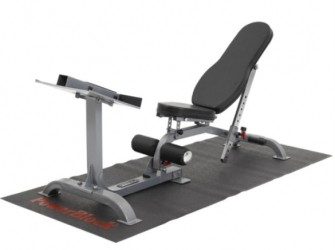 PowerBlock Folding Bench en standaard voor Sport Series