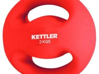 Kettler Fitnessbal 3 kg rood 07350-044