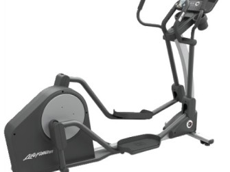 Life Fitness crosstrainer X3 Track Console display