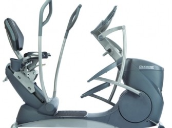 Octane Fitness ligfiets xR6ce xRide Deluxe Console with HR…
