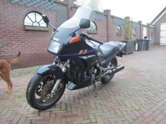YAMAHA - FJ1200 CC IN GOEDE STAAT!!!!