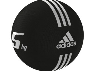 Adidas Medicine ball 5 kg zwart