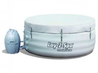 Lay-z-spa 1 opblaasbare jacuzzi 4 persoons