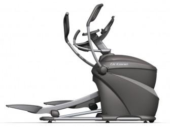Octane Fitness crosstrainer Q37ci draadloos hartslagmeting