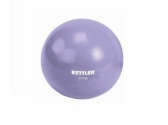 Kettler gewichtbal 1.5 kilogram paars 07350-062