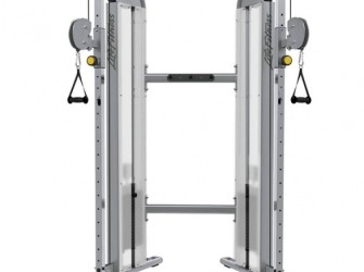 Life Fitness Optima Series Dual Adjustable Pulley DEMO