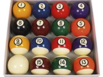 Buffalo Ventura de luxe poolballen set 2557699