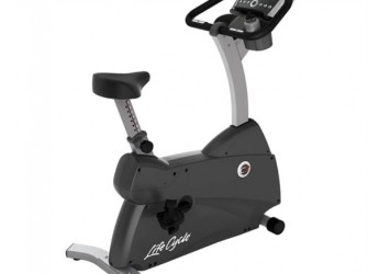 Life Fitness hometrainer LifeCycle C3 Go Console DEMO