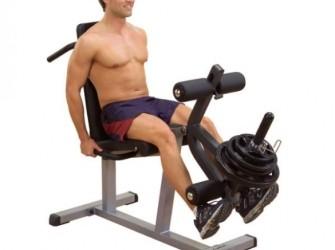 Body Solid Leg Extension / Leg Curl Machine GLCE365