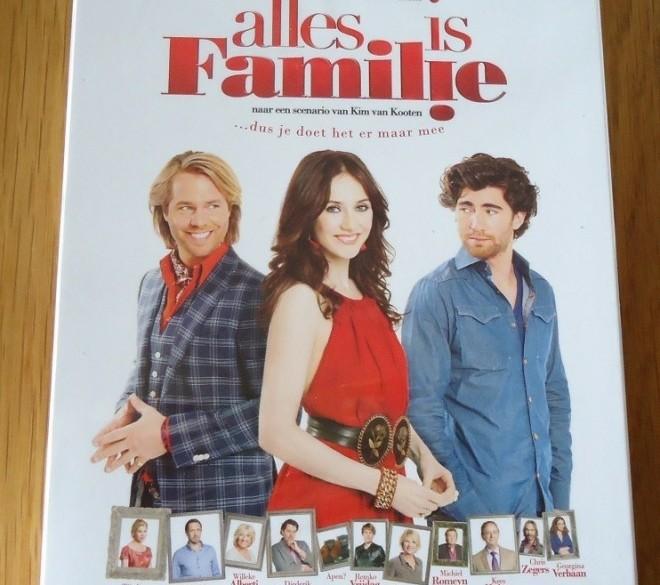 Te koop de nieuwe DVD Alles Is Familie met Carice van Houte…