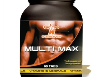 M Double You Multi Max 60 tabs