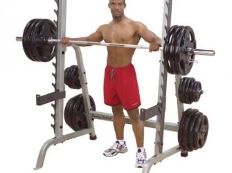 Body Solid power rack GPR370 Multi Press Rack